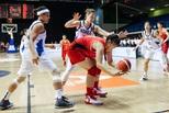 中国女篮1分不敌韩国 晋级奥运受阻