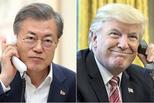 韩美总统通话:美方支持韩对朝粮食援助