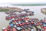 江西鄱阳湖进入为期3个月春季禁渔期
