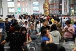 美超市在华火爆开业 市值大涨逾500亿