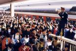 2020年春运火车票12日起开售