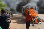 布基纳法索教堂遭袭6人死亡 包括1神父