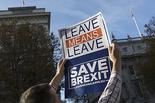 两天400万人请愿英国议会取消脱欧