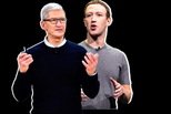 脸书pk苹果 新一轮\