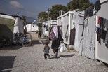 希腊一难民营20人新冠检测呈阳性