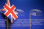 """英国议会投票反对强?#23567;?#26080;协议脱欧"""""""