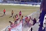 阿根廷女足比赛爆发群殴 4人受伤