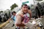 中美洲移民苦寻\