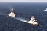 美乌在黑海举行联合演习 俄罗斯表示关切