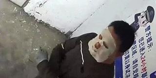 男子贴面膜偷充气娃娃被抓 感慨:浪费面膜