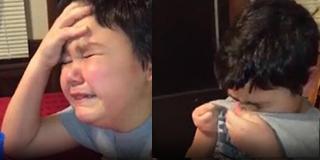 9歲男童戰勝癌癥 服最后一劑藥喜極而泣