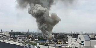 日本京都动画工作室火灾:已有24人死亡