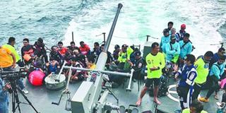 泰国政府将赔偿沉船事故遇难者每人20万