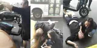 男子与的哥争吵身亡 涉事的哥被捕