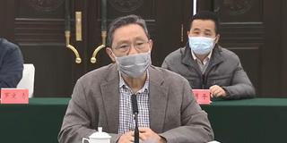 """钟南山谈抗病毒""""特效药"""""""