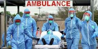 全球确诊病例破百万 已致逾5万人死亡