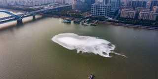 官宣!钱塘江出现神秘漩涡 原因找到了