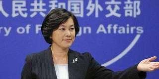"""外交部驳""""中国强大靠的是美国的钱"""""""