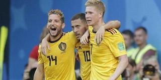 创队史新纪录!比利时2:0胜英格兰获季军
