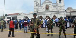 最新!斯里兰卡爆炸已确认2名中国人遇难