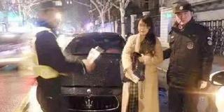 女司机酒驾录视频求被抓 交警当晚找上门