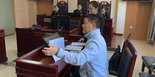 男子为毁证据当庭吃遗嘱 法官:罚款5万