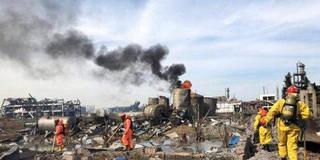 江苏响水爆炸事故已致62人死亡