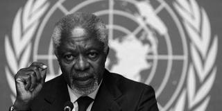 前任联合国秘书长安南去世 享年80岁