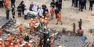 福州民房倒塌致3死14伤 两房东被刑拘