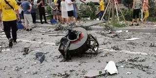 商鋪爆炸致4人受傷 官方認定為空調故障