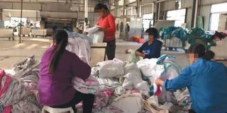 三甲医院洗涤厂乱象曝光:混洗带血衣物