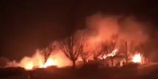 吉林一机械公司爆炸起火 造成2死24伤