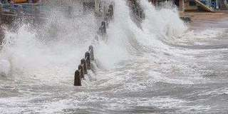 利奇马造成651万人受灾3500间房屋倒塌