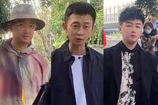 美颜滤镜徐峥张译胡彦斌曝光秒变锥子脸笑翻!