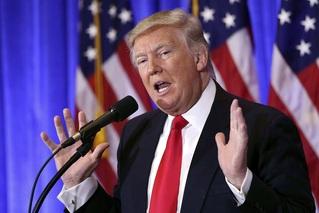 伊朗突破浓缩铀限制 特朗普:最好小心点