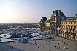 贝聿铭的建筑百年:卢浮宫排在首位