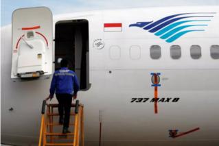 波音将修改737 MAX客机警示灯配置