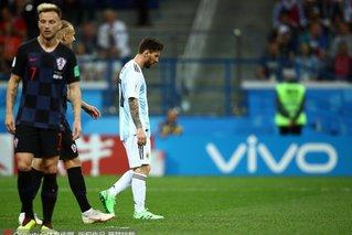 梅西终于解脱了 阿根廷彻底凉透了球迷心