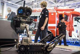 韩国使用军事机器人:将打开潘多拉魔盒?