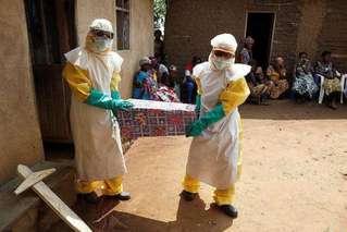 刚果(金)埃博拉疫情已造成两千多人死亡