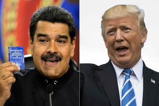 制裁不够?美对委内瑞拉政府施压将加码