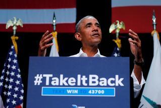 美国中期选战将至 奥巴马为民主党站台