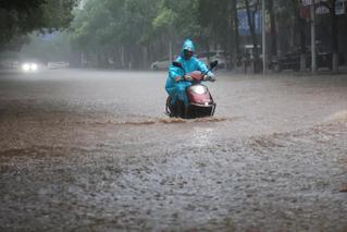 南方7省强降雨 致4人死亡3人失踪