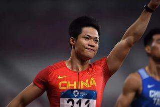 苏炳添德国赛60米6秒49夺冠