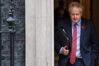 保守党领袖约翰逊正式就任英国首相