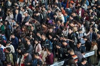 返程高峰!今日铁路预计发送旅客1667万