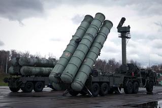 俄将在克里米亚部署第4个S400营