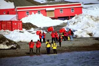 怎样才能去南极长城站?指南来了