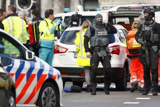 荷兰枪击案嫌犯被捕 已致3死9伤