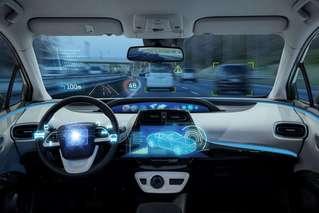中国自动驾驶车辆获准进入载人测试